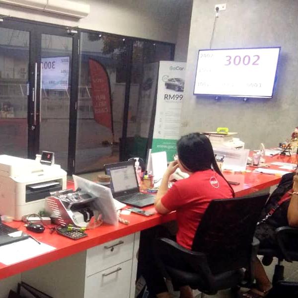 qms setup car dealership