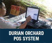 Durian Orchard Store POS System