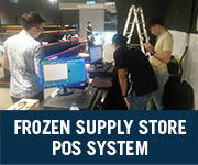 Frozen Supply Food POS System