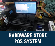 Hardware Store Store POS System