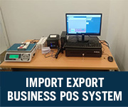Import Export Business KL POS System