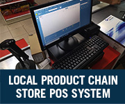 Local Product Chain Store POS System