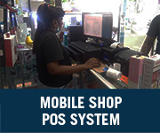 Mobile Shop POS System