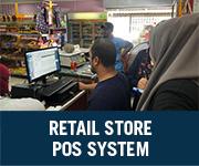 Retail Store Johor POS System
