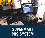 Supermarket Store POS System