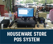 Houseware Store POS System