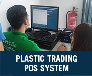 Plastic Trading POS System