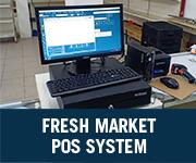 Fresh Market POS System