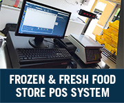 Frozen and Fresh Food Store POS System