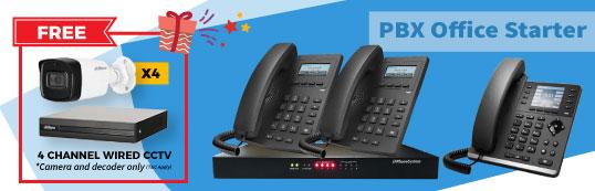 pbx-office-starter-free-cctv