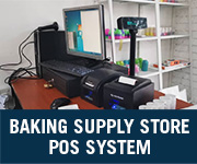 Baking SUpply Store POS System