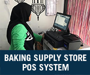 Baking Supply POS System