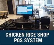 Chicken Rice Restaurant POS System