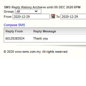 reply history tb pos market terminal