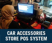 Car Accessories Store POS System