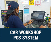 Car Workshop POS System