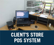 Client's Store POS System