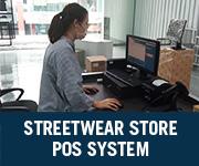 Street Wear POS System