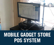 Mobile Gadget Store POS System