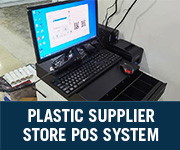 Plastic Supplier Store POS System