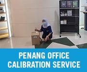 Calibration Service Office Walk in Customer Penang