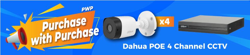 pwp dahua analog 4 channel
